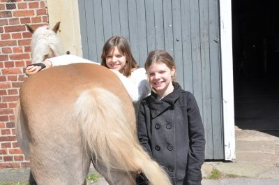 ABC Ponyferien Hof Mormann Reiten