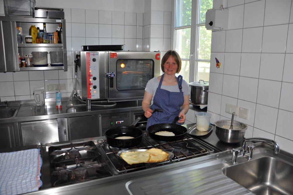 Mormann Hofrundgang Kueche kochen